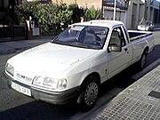 Ford P100 pickup, pohon a rok výroby neznámý