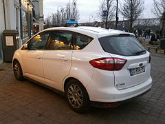 Ford C-Max — Wikipédia
