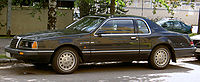 Ford Thunderbird (ninth generation) thumbnail