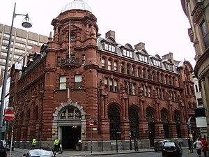 Former National Westminster Bank, Spring Gardens, Manchester - former National Westminster Bank, Spring Gardens and York Street