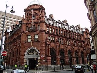 Former National Westminster Bank, Spring Gardens, Manchester