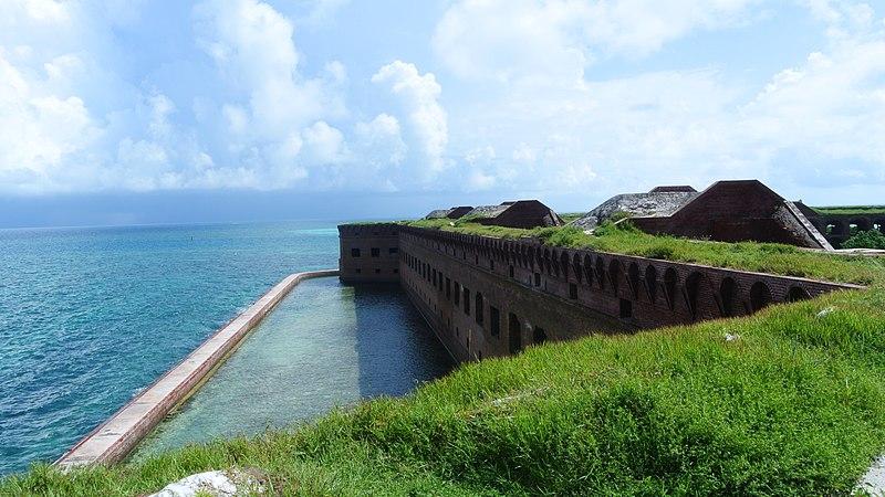 File:Fort Jefferson florida.jpg