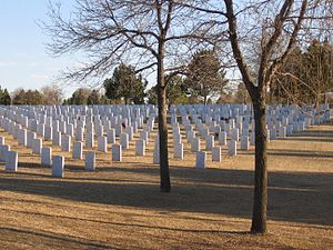 Fort Logan National Cemetery - Fort Logan National Cemetery