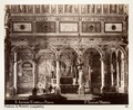 Fotografi från Padua, Sankt Antonius-basilikan interiör - Hallwylska museet - 102992.tif
