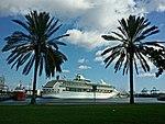 """Fotos del crucero """"Splendour of the Seas"""" de Royal Caribbean en el muelle de Santa Catalina del Puerto de Las Palmas de Gran Canaria Islas Canarias (6424815211).jpg"""