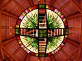 Four Winds New Buffalo stained glass entry (4449891674).jpg
