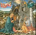 Fra Diamante's painting 'The Nativity', 1465-1470.jpg
