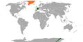 France Denmark Locator.png