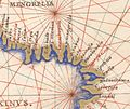 Francesco Ghisolfi. Black Sea. HM 28. PORTOLAN ATLAS. (Italy 16th century).H.jpg