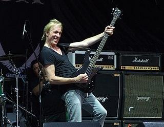 Francis Buchholz German bass guitarist