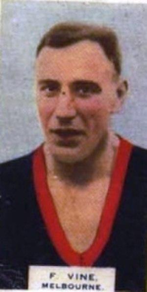 Francis Vine - Image: Francis Vine 1933
