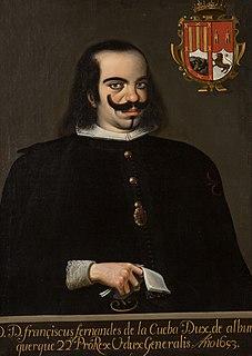Spanish duke