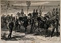 Franco-Prussian War; the wounded French from the Sedan Campa Wellcome V0015451.jpg