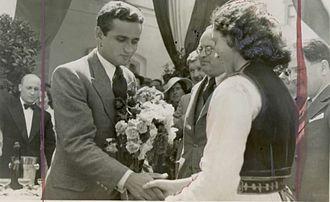 Franjo Punčec - Franjo Punčec in 1936