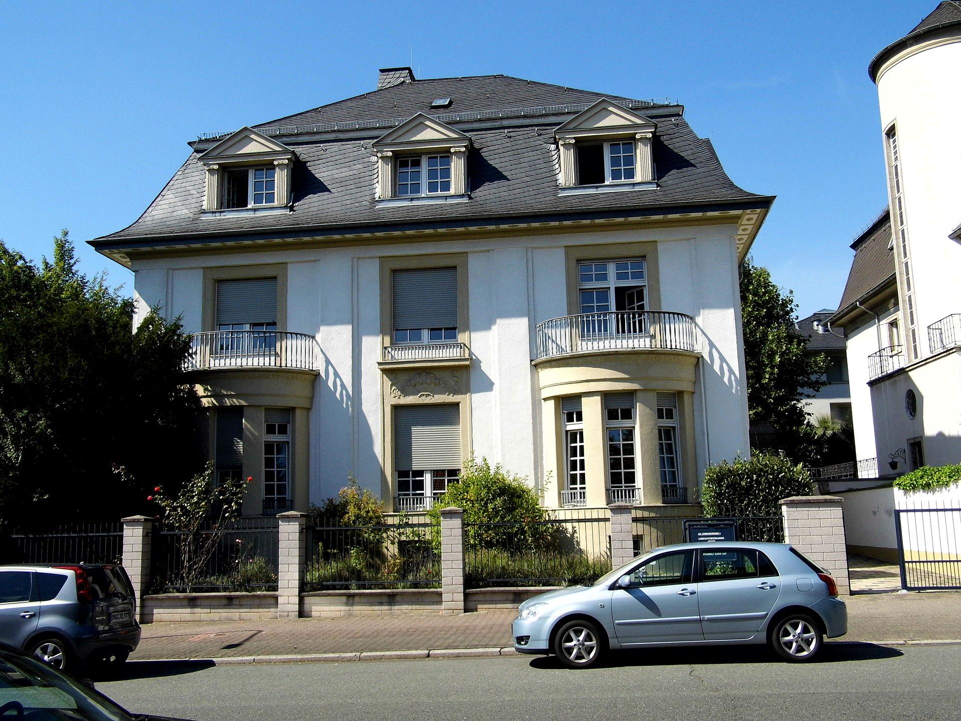 liste der kulturdenkm ler in frankfurt bockenheim wikipedia. Black Bedroom Furniture Sets. Home Design Ideas
