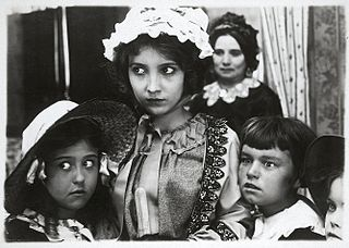<i>A Sister of Six</i> 1916 silent film by Chester M. and Sidney Franklin