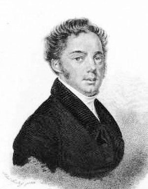 Franz Pecháček - Franz Pecháček by Johann Jaresch after Adalbert Suchy.