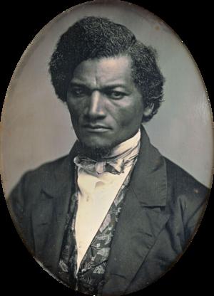 Henry O. Wagoner - Frederick Douglass circa 1847–52.