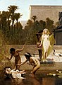 Frederick Goodall - The Finding of Moses.jpg