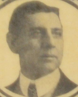 Frederick Kreismann - in 1909