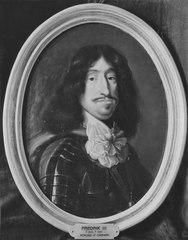 Fredrik III, 1609-70,  konung av Danmark och Norge