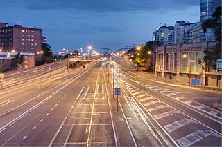 Warringah Freeway