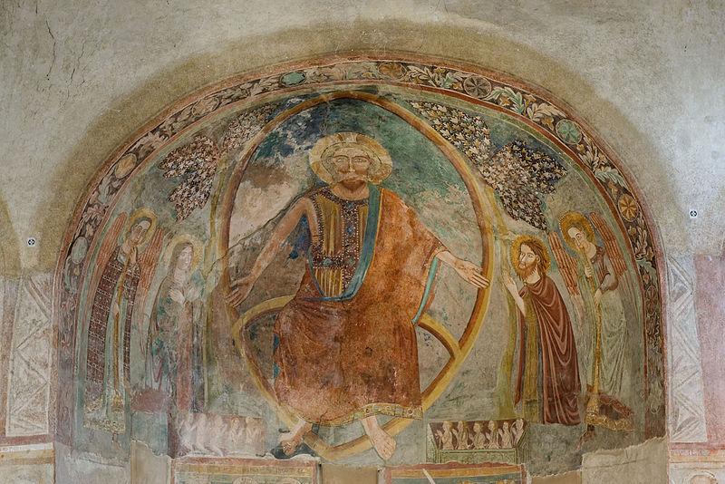 San Pietro Church, Lake Garda