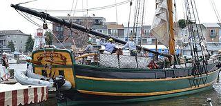 HMS <i>Little Belt</i> (1812) schooner