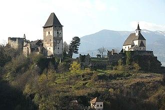 Friesach - Petersberg Castle