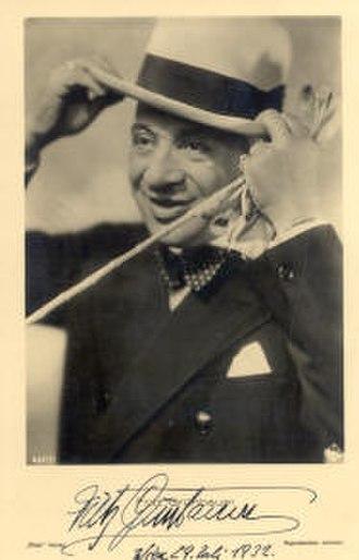 Fritz Grünbaum - Fritz Grünbaum