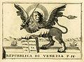 Frontispiece- The Lion of Venice - Coronelli Vincenzo - 1688.jpg