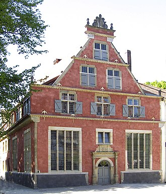 Otto Weddigen - Birthplace of Otto Weddigen.