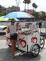 Fruitbikes in Port Vell, Barcelona.JPG