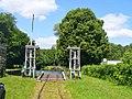Fuerstenberg-Havel - Eisenbahnfaehre Suedlicher Anleger (Train Ferry Southern Terminal) - geo.hlipp.de - 38884.jpg