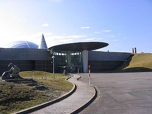 Katsuyama, Fukui - Fukui Prefectural Dinosaur Museum