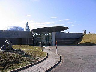 Fukui Prefectural Dinosaur Museum Natural history museum in Fukui Prefecture, Japan