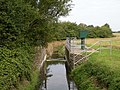 Fulbourn Gauging Station N.G.R. TL 528570 - geograph.org.uk - 969698.jpg