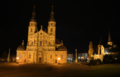 Fulda Cathedral St. Salvator and St. Michael at night.png