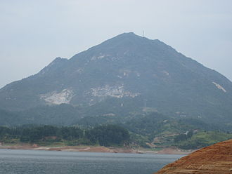 Ningxiang - Furong Mountain.