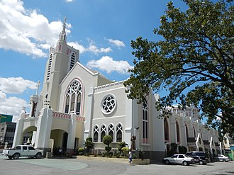 Tarlac - The San Sebastian Cathedral in Tarlac City