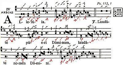 Il Canto Gregoriano - PARTE SECONDA - 400px-GTAlleluia