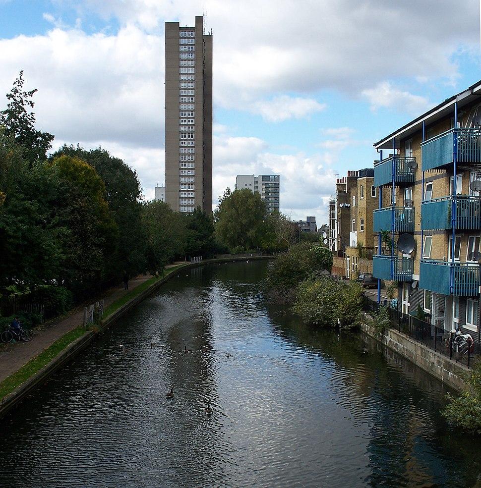 GU Canal Westbourne Park