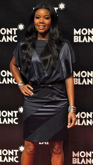 Gabrielle Union - Union in September 2010