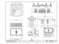 Gaineswood, 805 South Cedar Street, Demopolis, Marengo County, AL HABS ALA,46-DEMO,1- (sheet 23 of 25).png