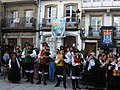 Gaiteros del Concello de Betanzos. Ciudad de Betanzos, Galicia, España.jpg