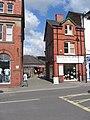 Gap between shops in Church street - geograph.org.uk - 808748.jpg