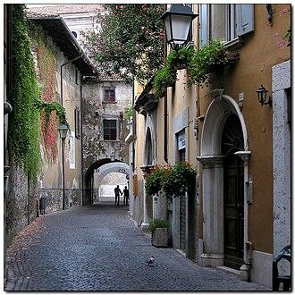 Garda, Veneto - Image: Garda, Verona