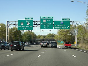 Garden State Parkway - New Jersey