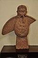 Garuda Carrying Away Nagi in His Mouth - Kushan Period - ACCN 41-2915 - Government Museum - Mathura 2013-02-23 5785.JPG