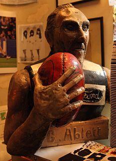 Gary Ablett Sr. Australian rules footballer, born 1961